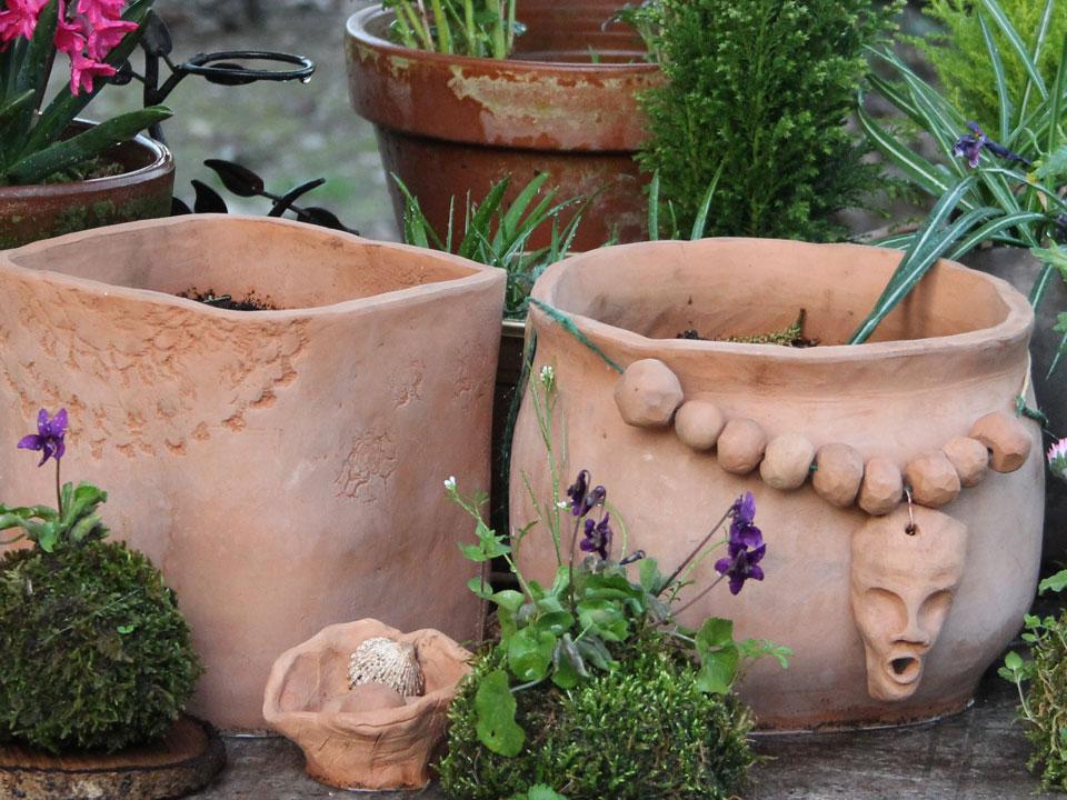 vasi in argilla
